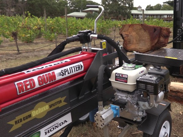 RedGum Products - Logsplitter, Chippers